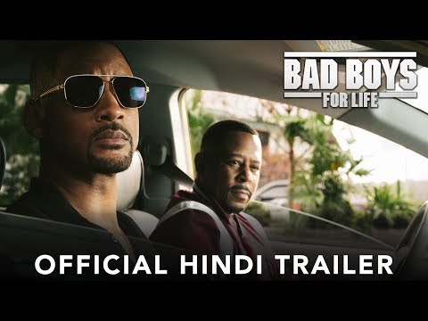 BAD BOYS FOR LIFE | Official Hindi Trailer | In Cinemas January 2020