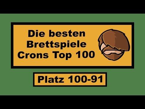 Top 100 Brettspiele - Cron