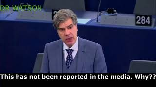DUTCH MEP DEFENDS BRITAIN & BREXIT BEFORE EU PARLIAMENT- MARCEL DE GRAAFF 16.01.2018