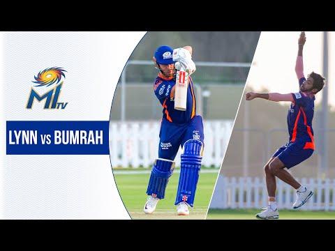 Jasprit Bumrah vs Chris Lynn   बुमराह बनाम लिन   Dream11 IPL 2020