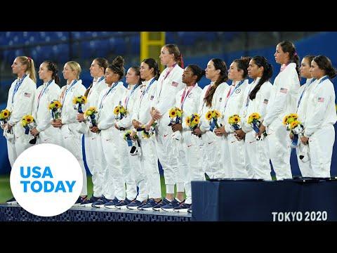 USA Softball: Full silver medal press conference | USA TODAY