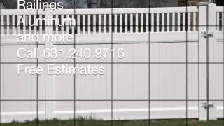 Long Island Fence Company, Victorian Fence 631-240-9716