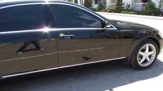 ПРОКАТ АВТО Mercedes Benz W 221 в Одессе - +38 048 700 3 999 (24 часа)(, 2012-09-03T11:45:27.000Z)