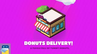 Donuts Delivery: iOS / Android Gameplay Preview (by Rakshak Kalwani)