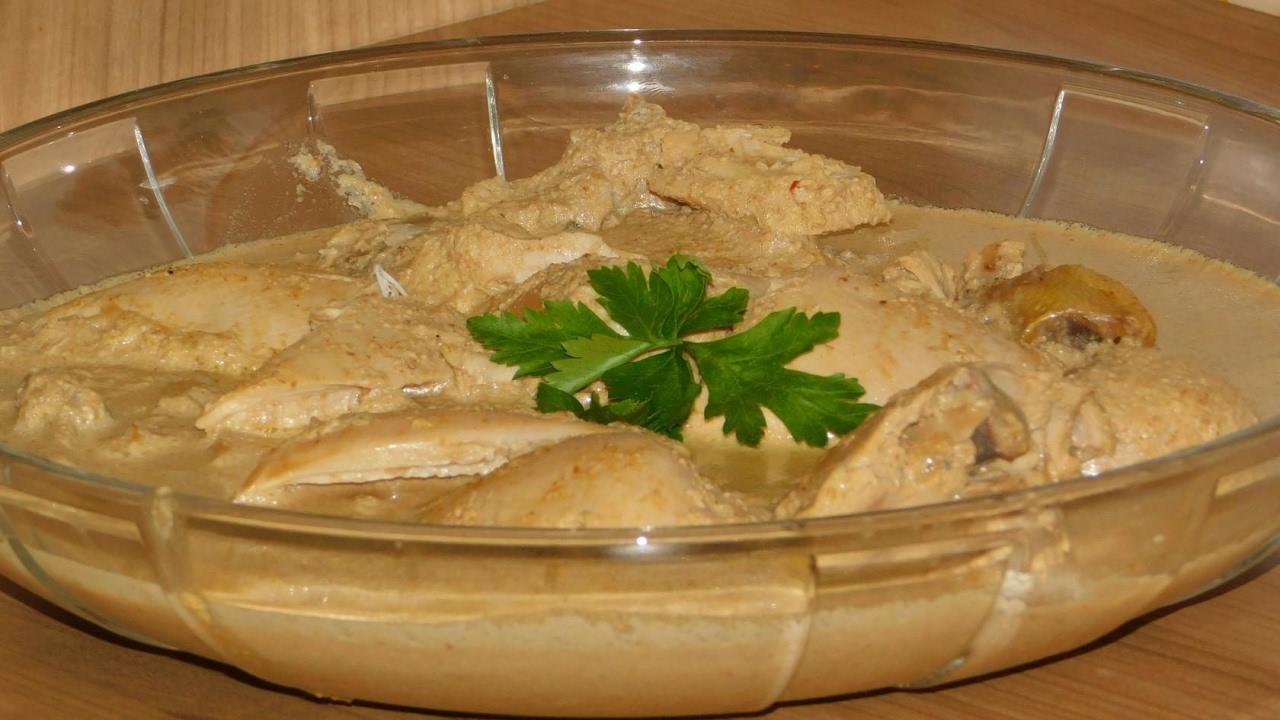 рецепт сациви с кукурузной мукой