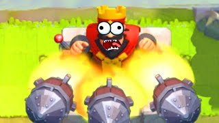 Funny Moments & Glitches & Fails   Clash Royale Montage #665