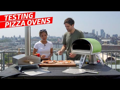 Do You Need a $700 Portable Pizza Oven? - The Kitchen Gadget Test Show - YouTube