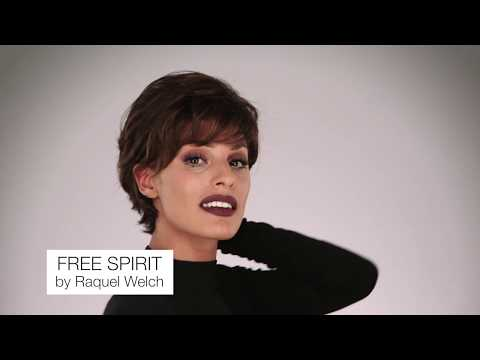 Free Spirit Wig by RAQUEL WELCH