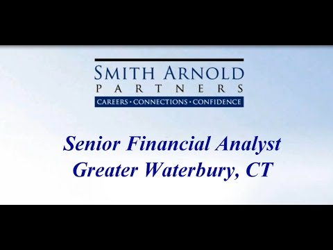 Senior Financial Analyst (CLOSED) | Smith Arnold Partners