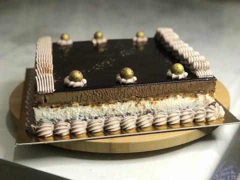 gâteau-d'anniversaire-gourmand-et-facile/délice-de-chef🥰-كيك-لجميع-المناسبات-معلك-و-يذوب-فالفم-😋🎂