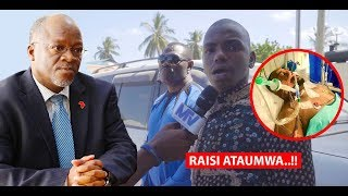 PROPHET AFIKA PABAYA ATABIRI RAISI ATAUMWA SANA 2020  | MASANJA TV