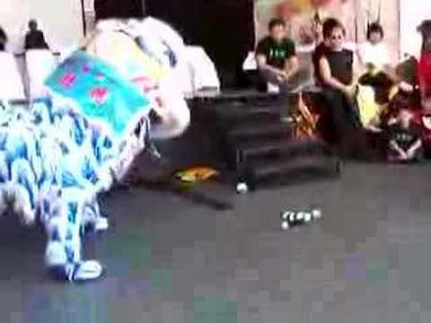 Moon Festival Lion Dance