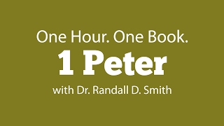 One Hour. One Book: 1 Peter