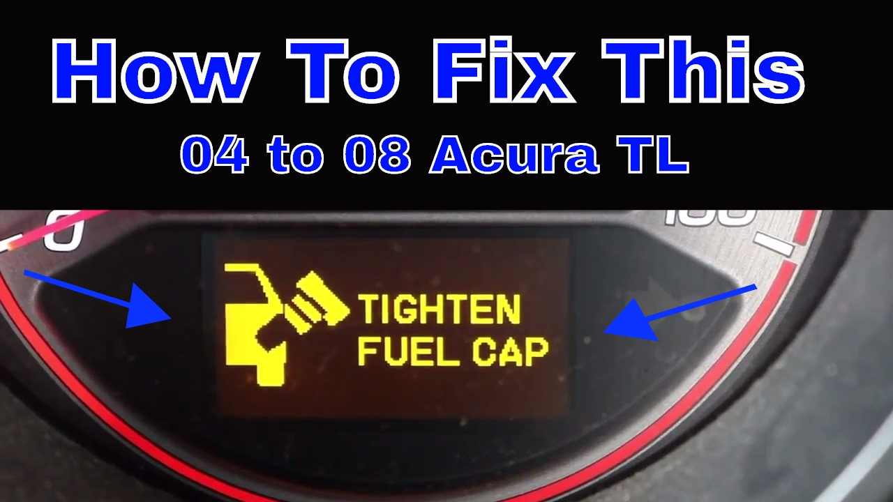04 08 acura tl evap purge canister valve replacement youtube rh youtube com 2004 Acura TL Owner's Manual 2004 Acura TL Modded