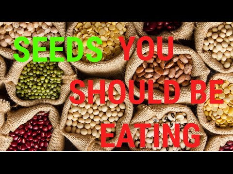 7 Nutrient-Packed Seeds You ought to be Eating