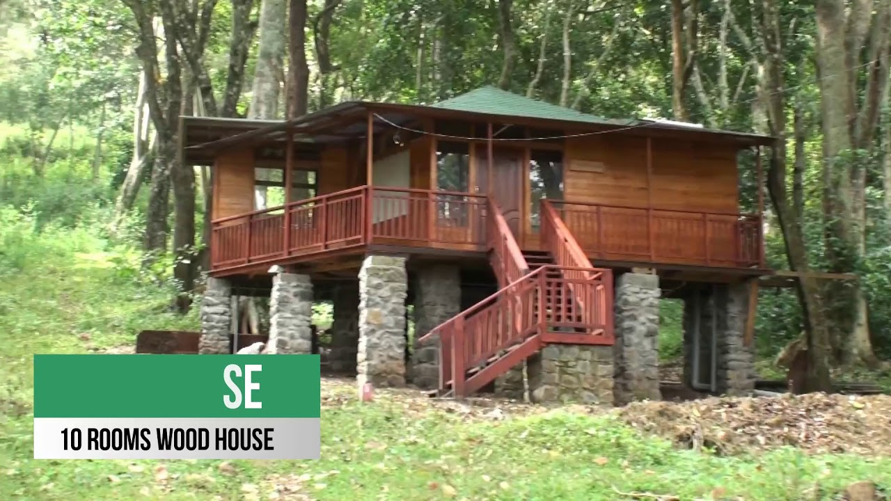 Kodai Vel Farms Resort Homestay Wooden House Cottages 2018