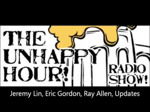 """Jeremy Lin, Eric Gordon, Ray Allen, & Dwight Howard Updates on """"The Unhappy Hour"""""""