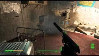 Fallout4  物理引擎正常運作中....