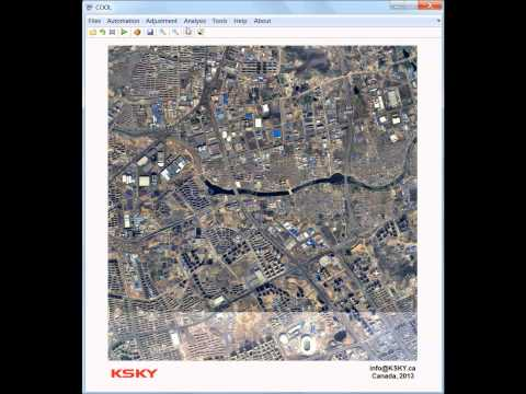 Fully Automated Haze Removal in Electro-Optical Remote Sensing Imagery (HD)