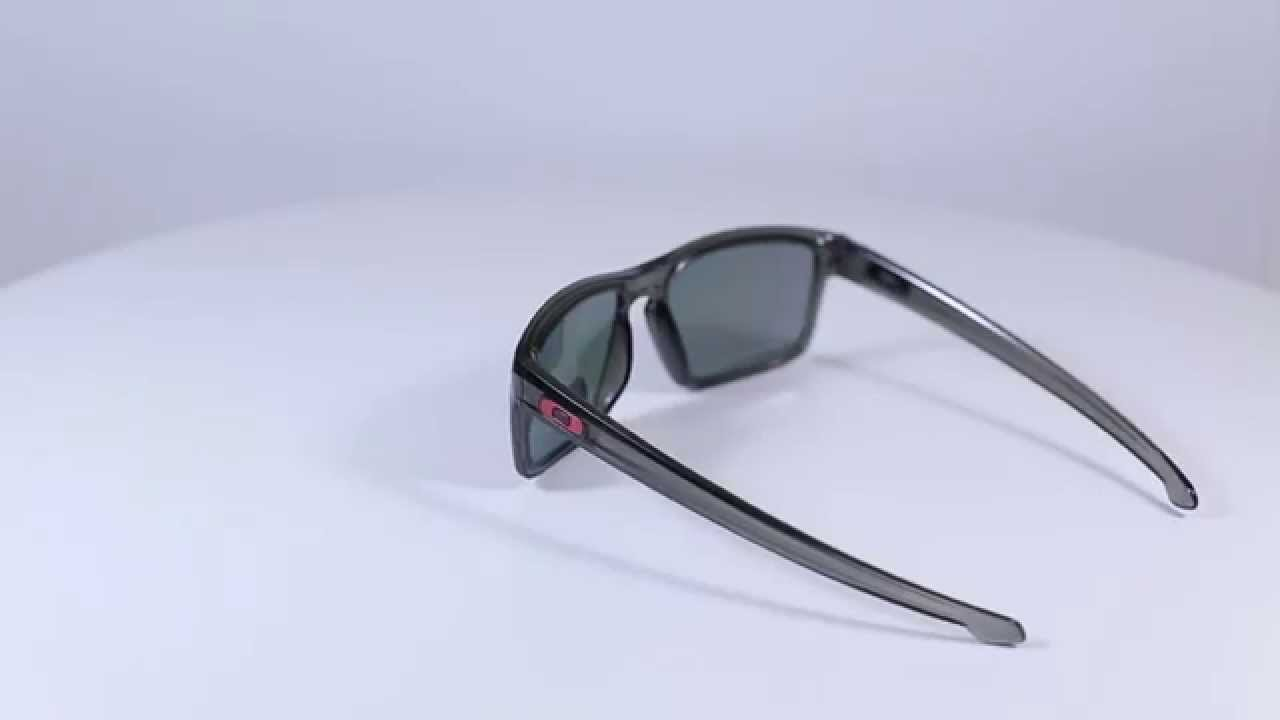 OAKLEY Sliver Grey Smoke-Positive Red Iridium Polarized OO9262-11-  gimpexsport.eu f9ecac6792