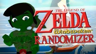 The Legend of Stupid Buff Sexy Link - Wind Waker Randomizer Highlights