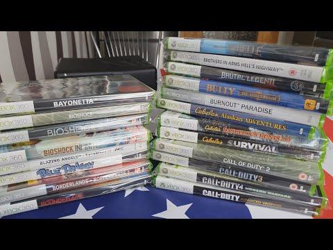 [02] - Все лучшие игры по обратной совместимости с Xbox 360 для Xbox One X - [4K/60]