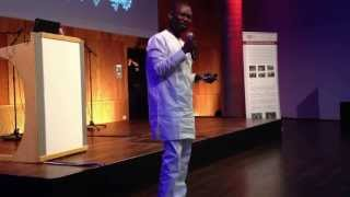 Omojuwa speaks on biases against Africa at the African - German partnership event in Cologne
