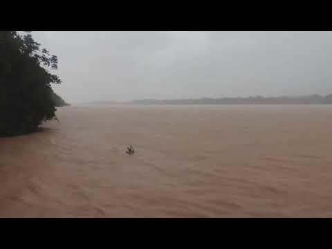 Rio São Francisco Hoje no Município de Matias Cardoso INSCREVA-SE no nosso CANAL
