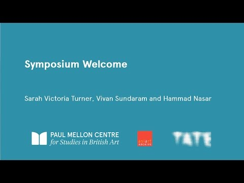 Welcome: Showing, Telling, Seeing: Exhibiting South Asia in Britain 1900-Now