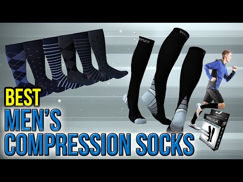 8 Best Men's Compression Socks 2017