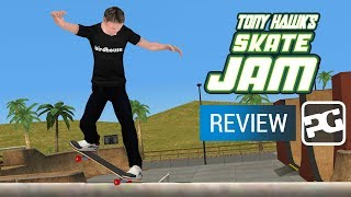 TONY HAWK'S SKATE JAM | Pocket Gamer Review