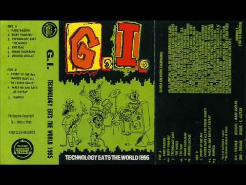 Pinoy Punk-Spirit of the 80s ( where have all the tribes gone? ) GI and the Idiots