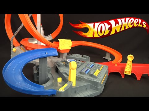 Hot Wheels Spin Storm From Mattel Youtube