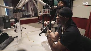Diamond Platnumz - 93.9 WKYS INTERVIEW ( WASHINGTON DC)