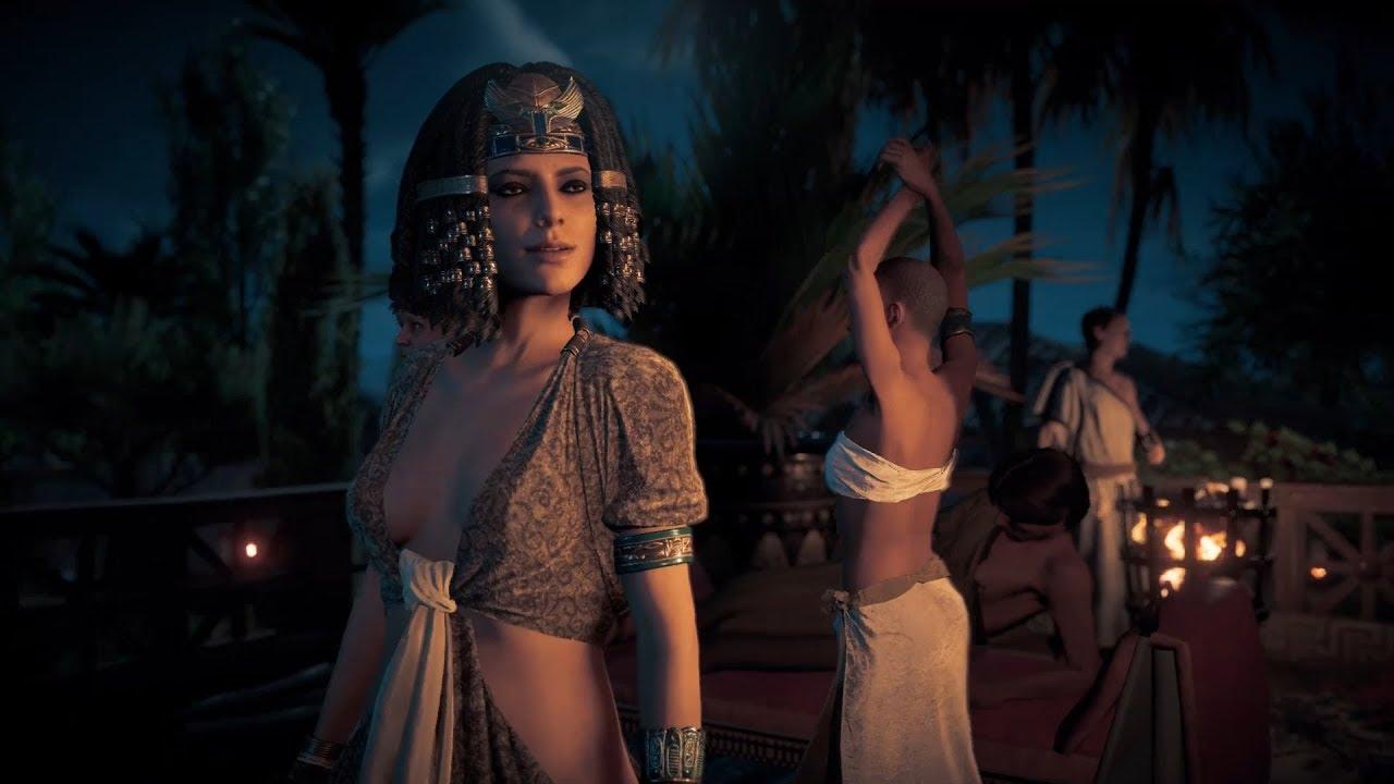 Эротический фильм Клеопатра онлайн