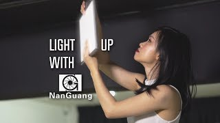 Nanguang Luxpad43 2 Kit Review - Affordable & Portable LED Lights