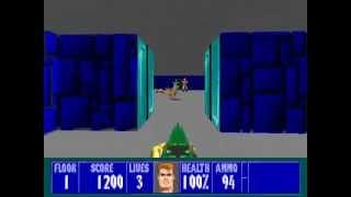 Wolfenstein 3D Mod Doom 2 Weapons Episode 1