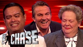 The Chase | Best Moments of the Week Including Mr Blobby Impressions