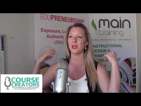 The Course Creators Podcast - Ep1: The Edupreneur is the new Entrepreneur