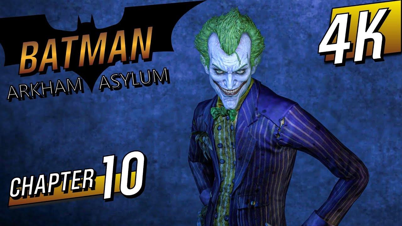 Batman: Arkham Asylum Wiki Guide - IGN