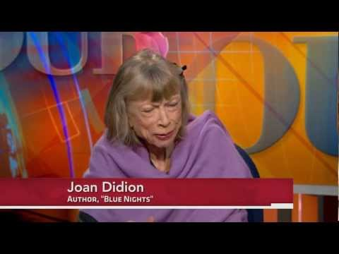 Conversation: Joan Didion on 'Blue Nights'