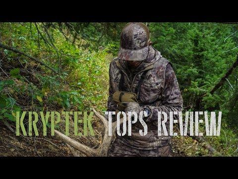 Kryptek Tops Review Video #3 - The gear of Top Priority