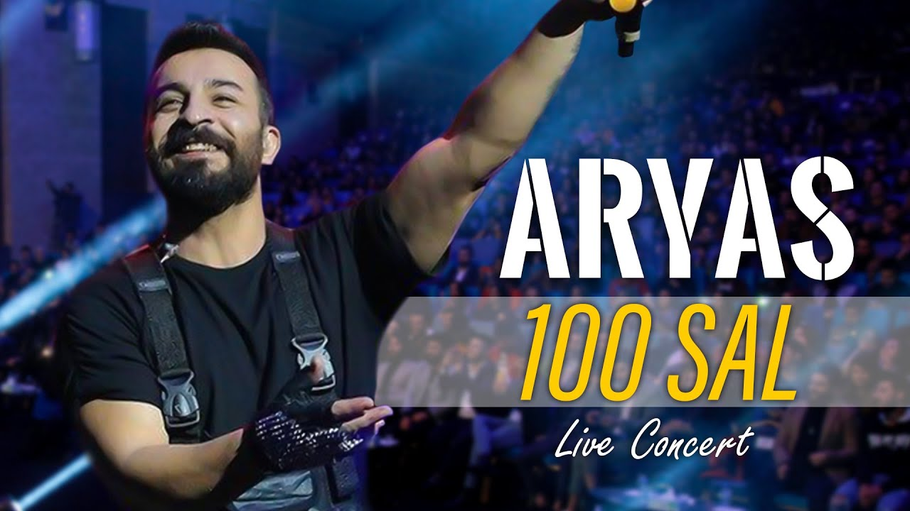 Aryas Javan - 100 sal - live concert Hawler