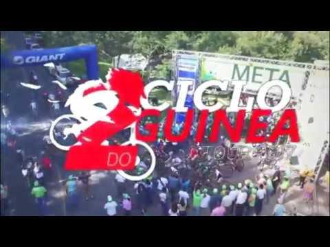 En Cotui Paseo de Bicicleta Ciclo Guinea Tour 2017