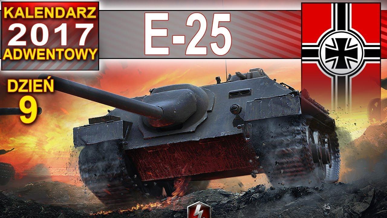 E-25 – coś się zaczyna dziać – World of Tanks