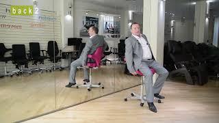 HAG Capisco ergonomic stool review