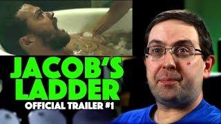 REACTION! Jacob's Ladder Trailer #1 - Nicole Beharie Remake Movie 2019