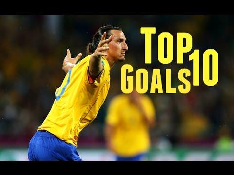Zlatan Ibrahimovic ● Top 10 Goals