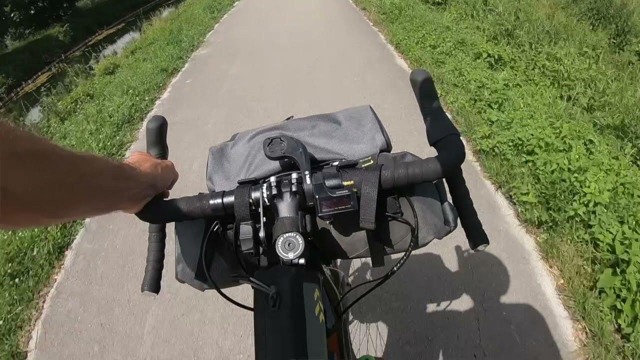 # E-pisode 951 : Quel Gravel AE choisir pour du Bike Packing