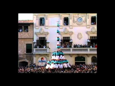 Castellers de Vilafranca -  td9fm  Tot Sants Layret TV